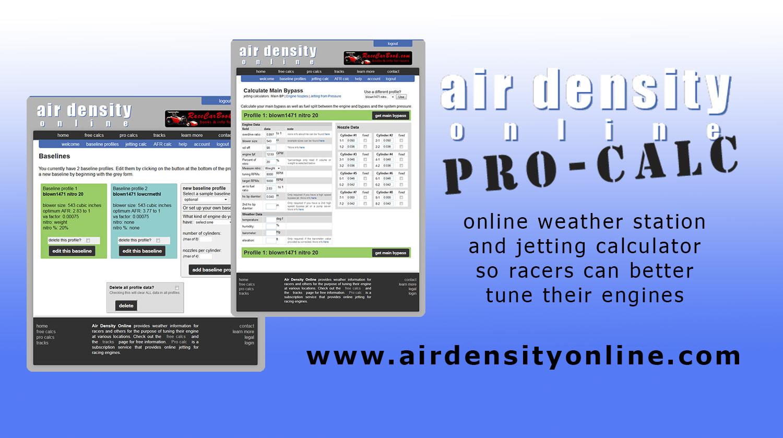 Airdensityonline.com